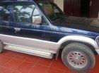 Cần bán xe Mitsubishi Pajero năm sản xuất 2003, màu xanh lam