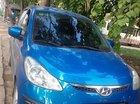 Bán Hyundai i10 1.2 AT năm 2010, màu xanh lam, nhập khẩu đã đi 18000 km