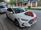 Bán Hyundai Elantra 1.6 MT 2017, màu trắng, xe nguyên zin