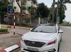 Bán Hyundai Sonata màu trắng, đời 2015, xe đẹp