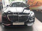 Cần bán Mercedes Maybach S560 4Matic đời 2018, màu đen, xe đẹp