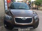 Bán ô tô Hyundai Santa Fe SLX 2.0AT đời 2012, màu nâu, nhập khẩu nguyên chiếc như mới