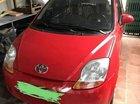 Bán Chevrolet Spark MT sản xuất 2012, màu đỏ, xe đang sử dụng tốt