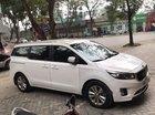 Bán Kia Sedona đời 2016, màu trắng, xe nhập