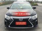 Cần bán Toyota Camry 2.0E đời 2016, màu đen