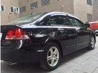 Bán lại chiếc xe Honda Civic 2.0 AT Đk 2007, màu đen
