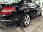 Bán Mercedes C300 năm 2011, màu đen như mới, giá chỉ 615 triệu