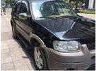 Bán Ford Escape XLT AT 2004, màu đen chính chủ, giá chỉ 175 triệu
