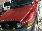 Cần bán lại xe Ssangyong Korando đời 2000, màu đỏ, giá tốt