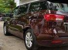 Cần bán lại xe Kia Sedona GAT đời 2018, màu đỏ, giá tốt