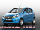 Bán xe con 5 chỗ Suzuki Celerio 2019 mới 100%, nhập Thái chỉ 329 triệu