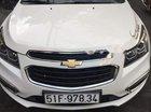 Bán xe Chevrolet Cruze sản xuất 2016, màu trắng, ít sử dụng