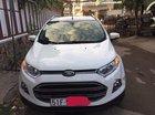 Bán Ford EcoSport Titanium 2016, màu trắng, nhập khẩu mới chạy 36000 km