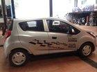 Cần bán gấp Chevrolet Spark năm sản xuất 2014, màu bạc