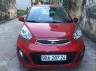 Cần bán gấp Kia Morning sản xuất 2013, màu đỏ chính chủ, giá 215tr