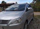 Cần bán lại xe Toyota Innova 2013, màu bạc, nhập khẩu, 485tr