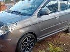 Bán xe Kia Morning sản xuất 2009, màu đen số tự động