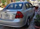 Cần bán Chevrolet Aveo sản xuất năm 2016, màu bạc, 250 triệu
