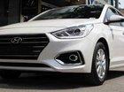Bán Hyundai Accent sản xuất 2018, màu trắng, giá chỉ 425 triệu