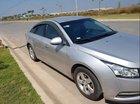Cần bán Chevrolet Cruze sản xuất 2013, màu bạc, 310tr