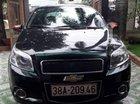 Bán Chevrolet Aveo 2013, màu đen còn mới, giá tốt
