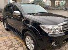 Cần bán Toyota Fortuner 2.5 G sản xuất 2011, màu đen như mới