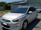 Cần bán Hyundai Accent 2014, màu bạc, xe nhập