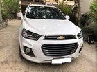 Cần bán lại xe Chevrolet Captiva năm sản xuất 2017, màu trắng