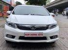 Bán Honda Civic 2.0AT năm sản xuất 2012, màu trắng, giá tốt