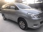 Bán xe Innova sản xuất 2010, xe không qua taxi hay dịch vụ