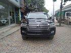 Bán ô tô Toyota Land Cruiser V8 5.7 sản xuất 2016, màu đen, xe nhập