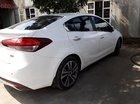 Cần bán lại xe Kia Cerato 1.6 AT đời 2018, màu trắng, 600tr
