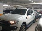Bán ô tô Ford Ranger Wildtrak 3.2L 4x4 AT đời 2016, màu trắng, xe nhà không kinh doanh, ít đi