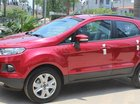 Bán xe Ford EcoSport năm sản xuất 2017, màu đỏ