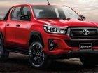 Bán xe Toyota Hilux 2.4L (4x2) AT sản xuất năm 2018, màu đỏ, nhập khẩu nguyên chiếc
