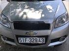 Bán Chevrolet Aveo đời 2015, màu bạc, nhập khẩu nguyên chiếc số sàn