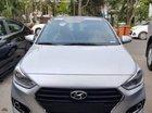 Bán Hyundai Accent 1.4MT Base sản xuất năm 2019, màu bạc số sàn