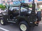 Bán xe Jeep Grand Cheroke 1990, màu xanh lục, nhập khẩu