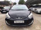 Bán Hyundai Accent đời 2011, màu đen, nhập khẩu