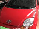 Bán Spark đời 2012, Van, màu đỏ, đi hơn 10 vạn, chuẩn công chức sử dụng hàng ngày đi làm