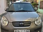 Cần bán xe Kia Morning năm sản xuất 2008, màu xám, nhập khẩu