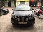 Cần bán lại xe Toyota Vios 2011, màu đen, giá 252tr