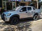 Cần bán xe Toyota Hilux 3.0G đời 2014, màu bạc, nhập khẩu chính chủ, giá tốt