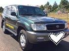 Bán Toyota Land Cruiser GX 4.0 MT 2001, màu xanh lam, nhập khẩu