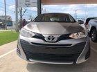 Bán xe Toyota Vios 1.5E số sàn đời 2018, màu bạc giá cạnh tranh