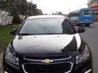 Bán Chevrolet Cruze sản xuất 2017, màu đen chính chủ, 420 triệu