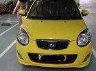 Bán Kia Morning 1.1 AT năm sản xuất 2010, màu vàng