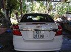 Cần bán Chevrolet Aveo năm 2015, màu trắng, 305 triệu