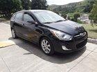 Cần bán Hyundai Accent đời 2013, màu đen, xe nhập