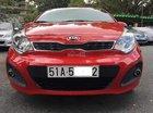 Cần bán lại xe Kia Rio đời 2013, màu đỏ, xe nhập